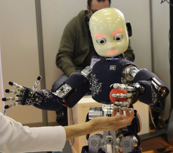 Robot designed in China could help save lives on medical frontline