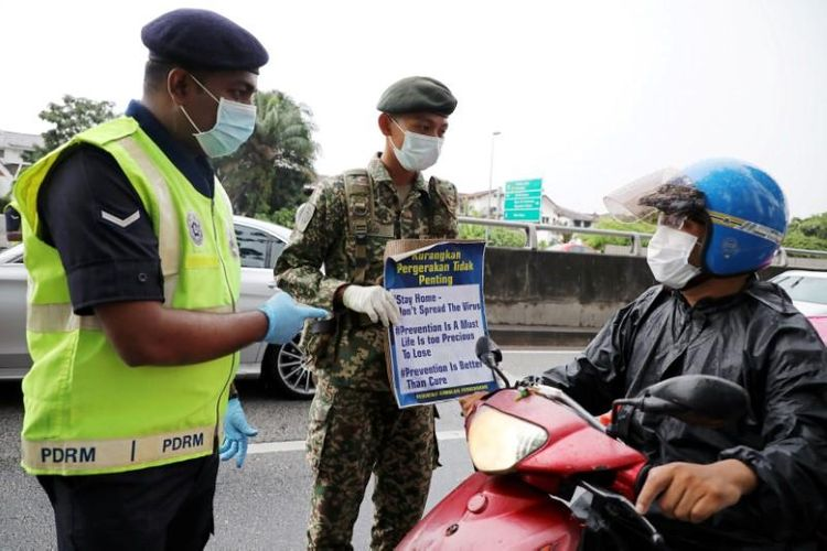 Malaysia steps up coronavirus tests as it braces for