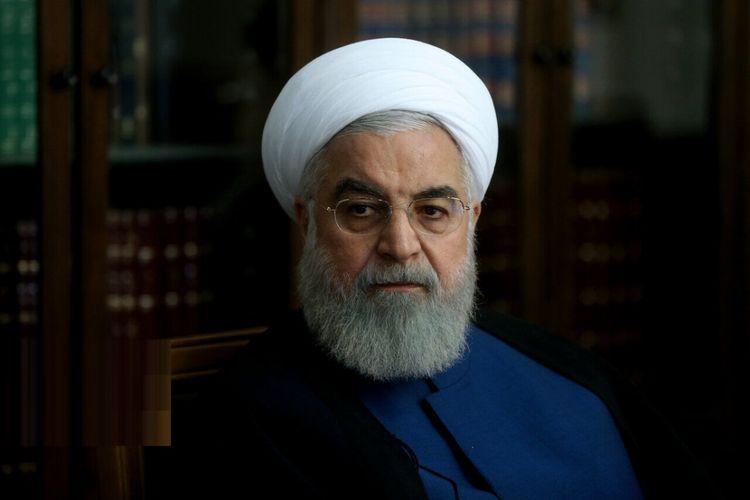 İran Prezidenti koronavirusdan ölüm hallarının azaldığını bəyan edib