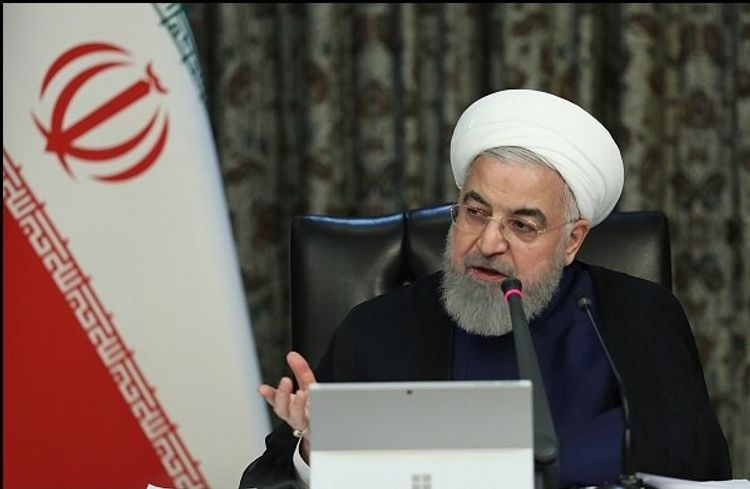 """Rouhani: """"Number of patients, deaths decreasing"""""""