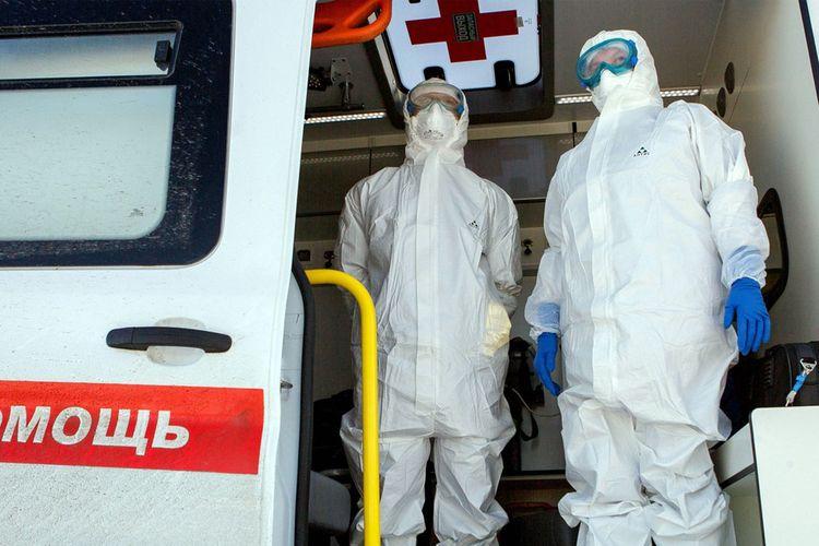 Rusiyada koronavirusa yoluxanların sayı 495 nəfərə çatıb