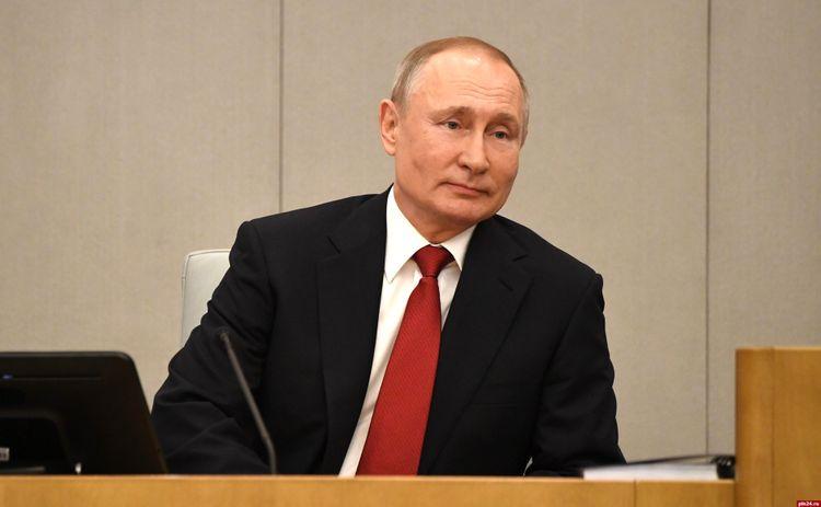 Putin Rusiyada koronavirusun yayılması vəziyyəti ilə bağlı müşavirə keçirib