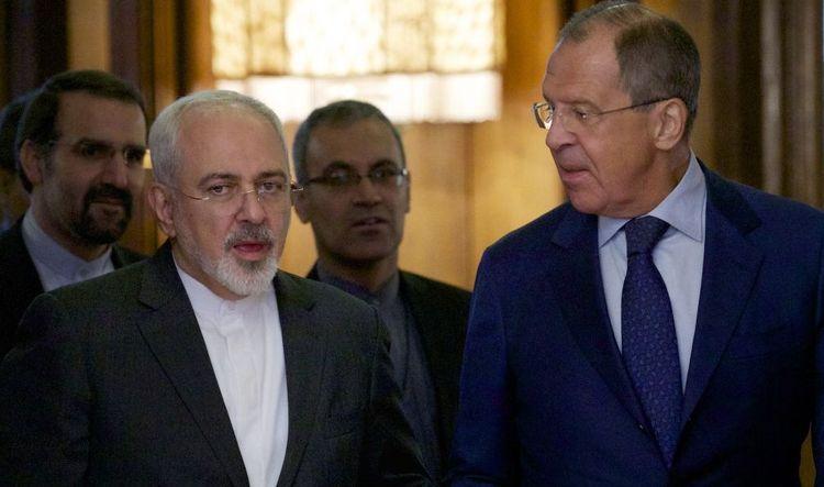 Rusiya və İranın xarici işlər nazirləri arasında telefon danışığı olub