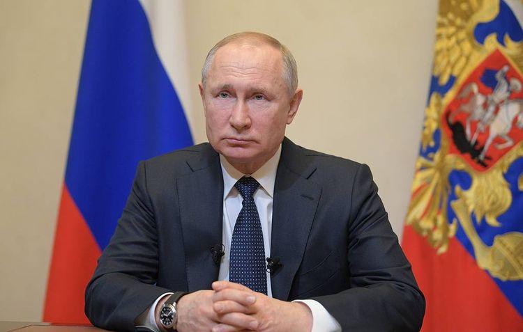 Vladimir Putin declares the next week non-working due to the coronavirus