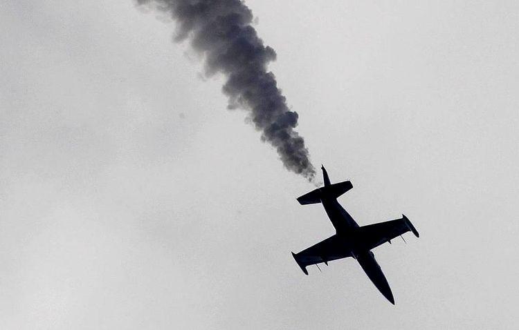 Defense Ministry confirms crash of training plane L-39 in Krasnodar Region