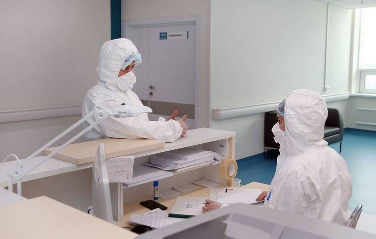 Two elderly Russians die of COVID-19