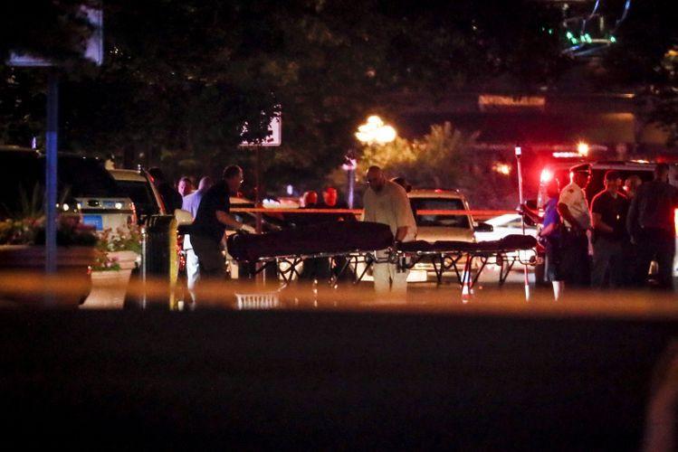 В США убит мужчина, готовивший теракт из-за нежелания соблюдать социальную дистанцию