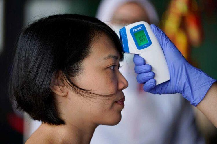 За сутки в Китае шесть человек умерли от коронавируса