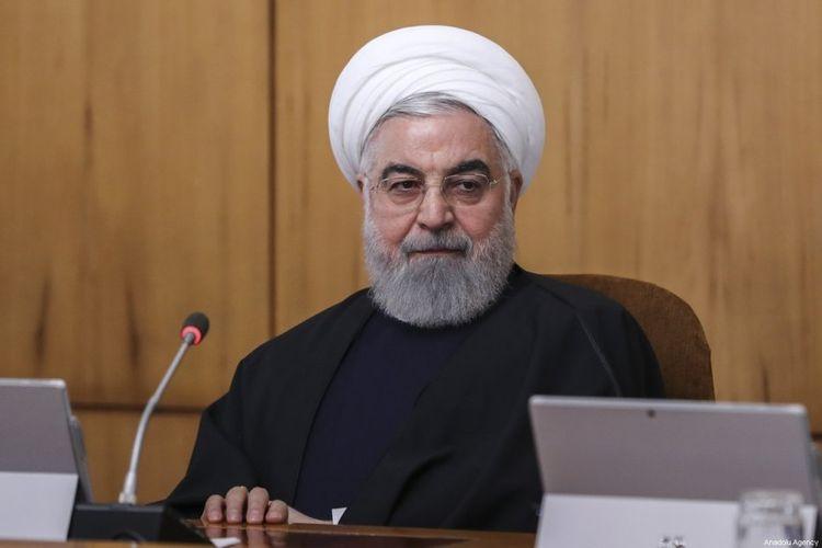 Iranian President Rouhani: Tough measures to be taken to contain coronavirus outbreak
