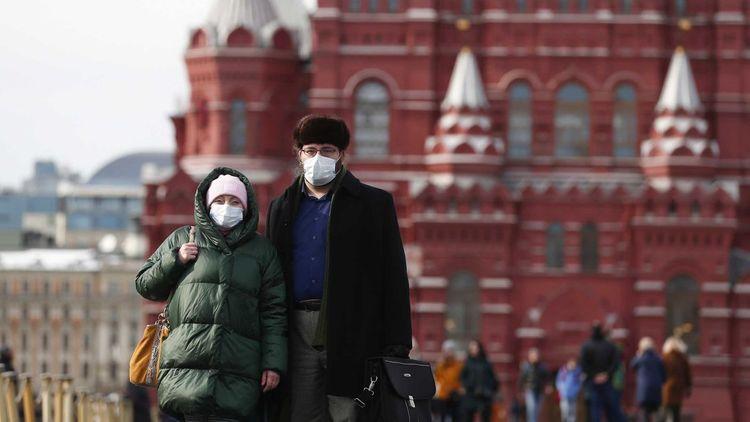 Rusiyada koronavirusa yoluxanların sayı 840 nəfərə çatıb