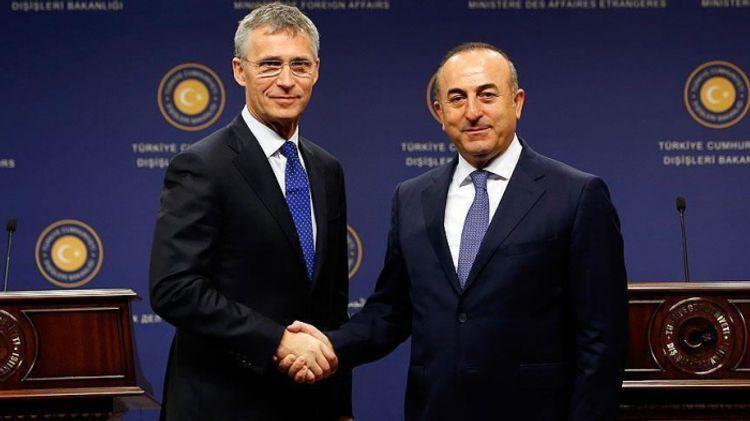FM Çavuşoğlu, NATO chief discuss COVID-19