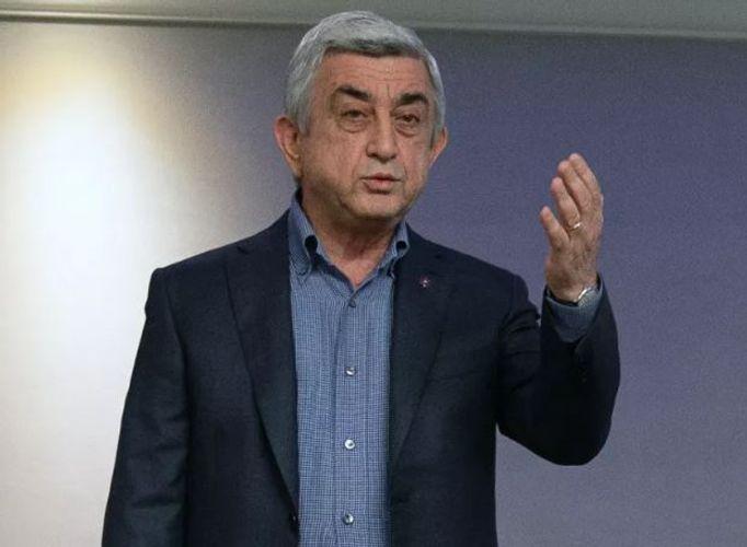 Ermənistanın sabiq prezidenti Sarkisyanın məhkəməsi aprelin 23-nə təyin edilib