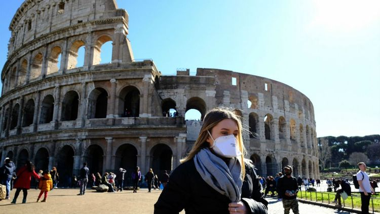 Italy death toll rise by 662 to 8165