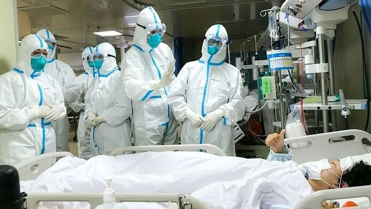 Koronavirusa yoluxanların sayı yarım milyonu ötüb