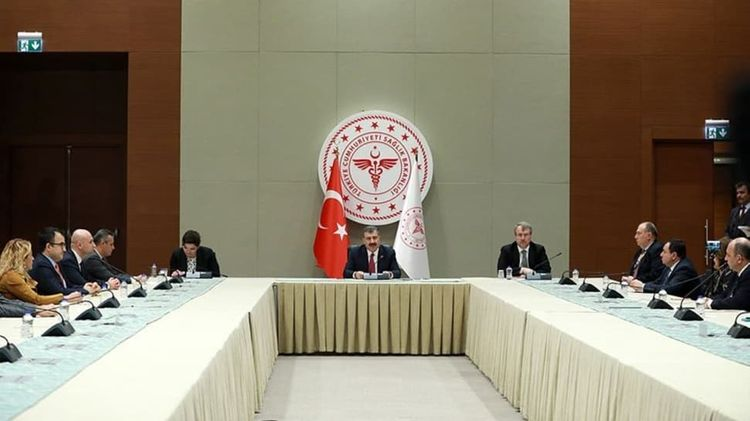 Türkiyə və Çinin elm adamları koronavirusla bağlı 3 saatlıq videokonfrans keçiriblər