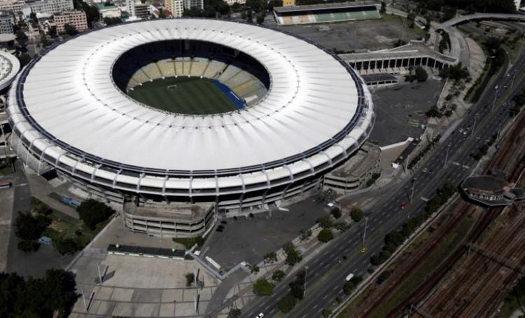 Braziliyanın məşhur Marakana stadionu xəstəxanaya çevrilir