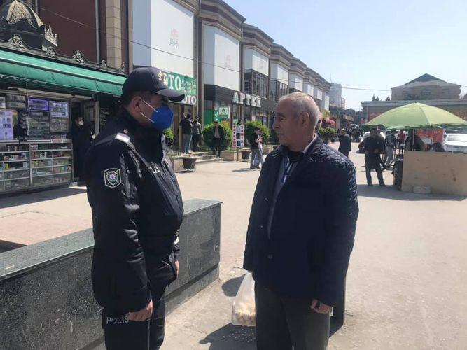 Those who violate quarantine regime in Baku being fined