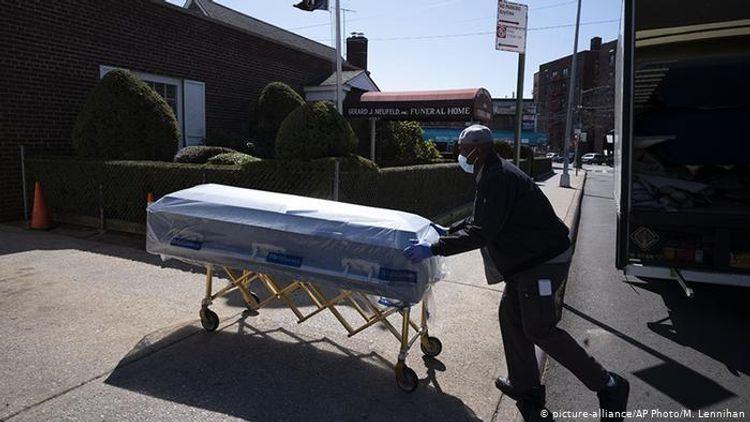 US coronavirus death toll tops 2,000