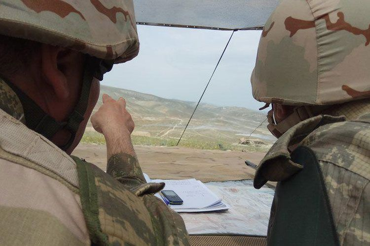 Armenia violated ceasefire 24 times throughout the day