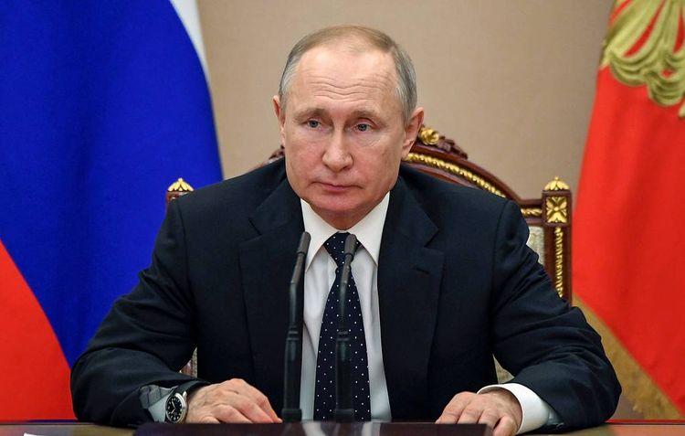 Putin calls for reasonable measures against coronavirus
