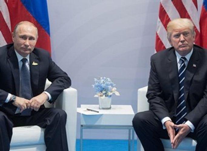 Putin, Trump discuss coronavirus, oil