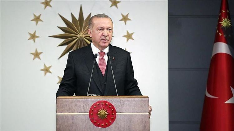 Turkish President launches National Solidarity Campaign