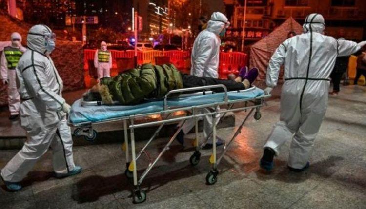 Fransada son sutkada koronavirusdan 418 nəfər ölüb