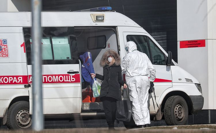 Over 201,000 Russians remain under medical supervision due to coronavirus
