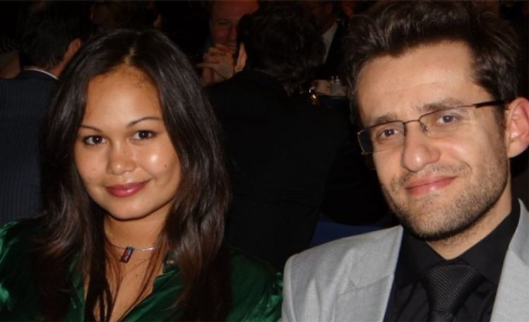 Chess player Levon Aronian's wife Arianne Caoili dies