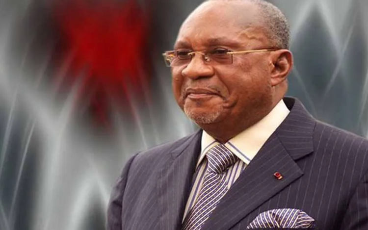 Konqonun eks-prezidenti koronavirusdan ölüb