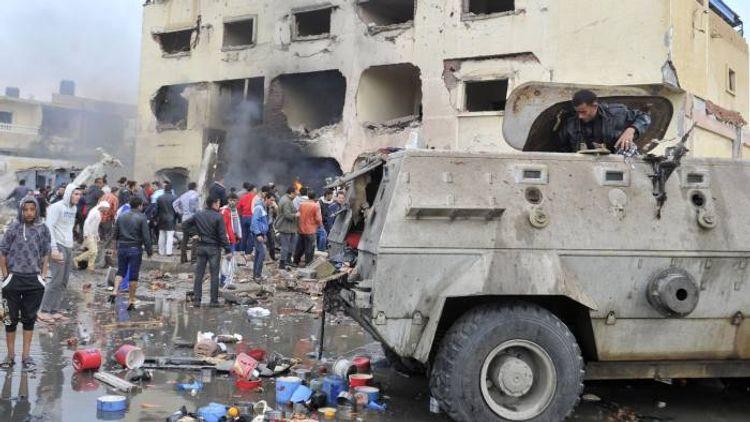 Islamic State claims responsibility for Egypt