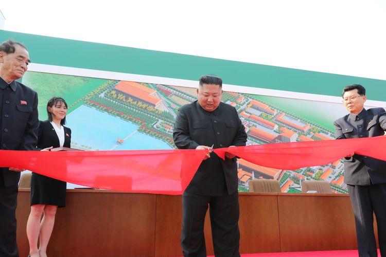 North Korea leader Kim Jong Un resuming public activity