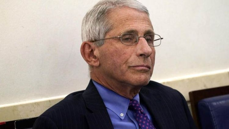 WH stops Fauci