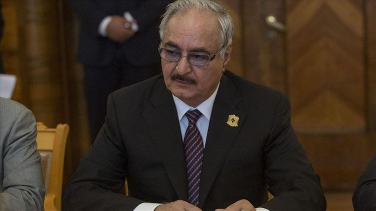 Saleh: Russia asked Haftar to declare truce
