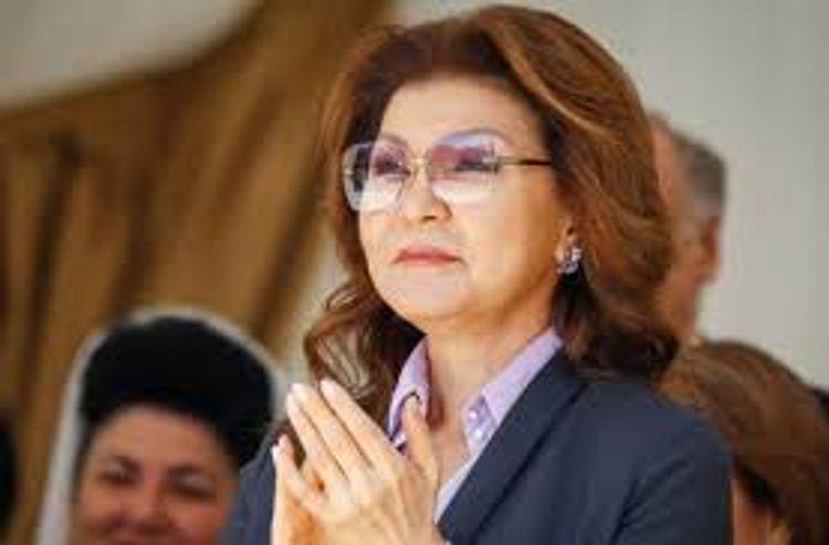 Daughter of former Kazakh leader leaves senate speaker post