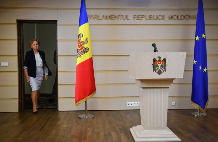 Moldovan interior minister diagnosed with light form of COVID-19