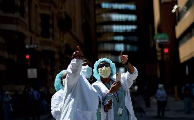 Global coronavirus cases reached 3.4M