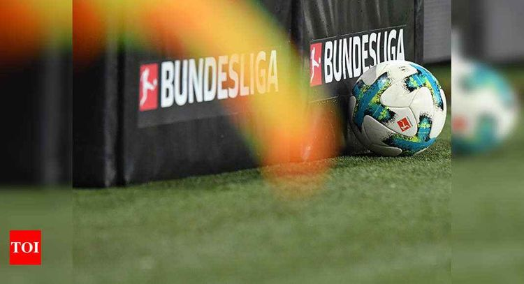 Germany plans to restart football league in May