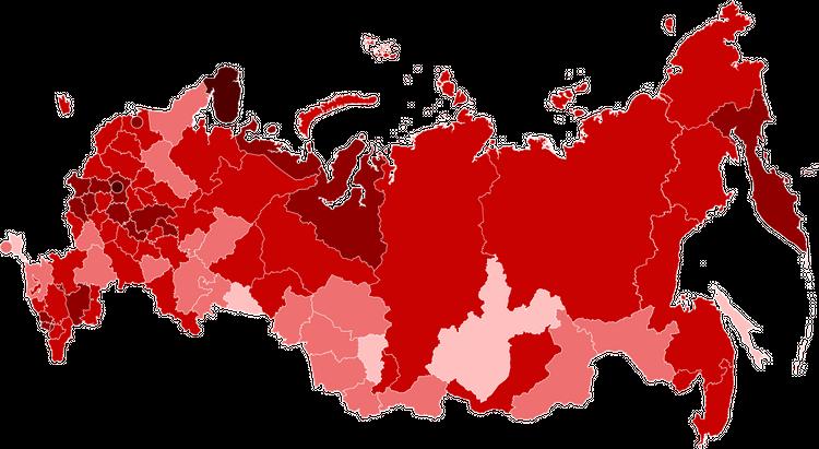 Russia ranks 5th in highest number of coronavirus cases