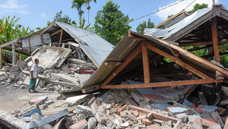 Strong 6.9-magnitude earthquake jolts Indonesia