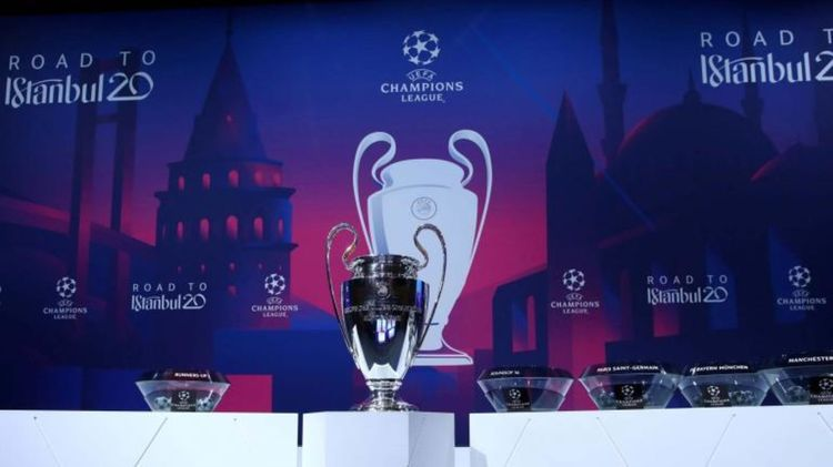 Approximate schedule of the European Cups announced