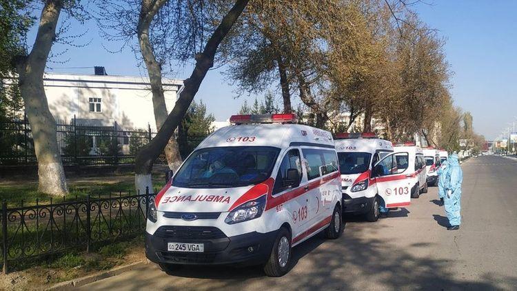 Uzbekistan confirms 2,233 COVID-19 cases in total