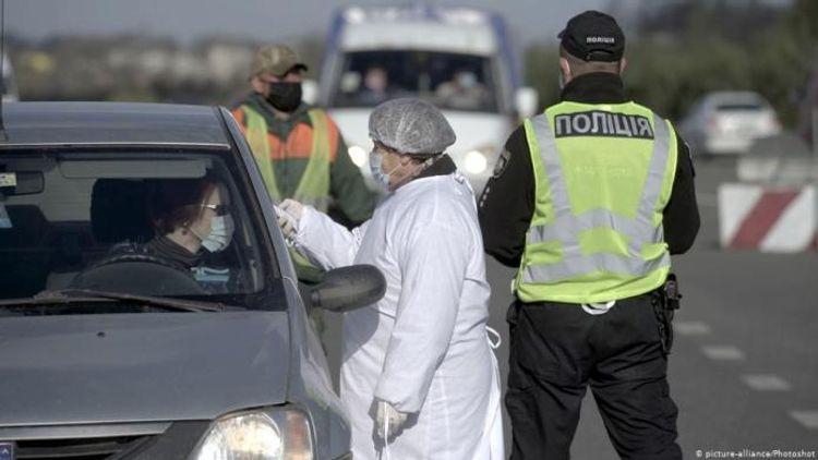 COVID-19 cases in Ukraine reach 13,691