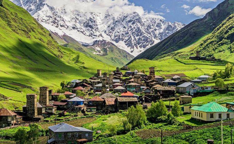 Gürcüstanda təhlükəsiz turizm zonaları yaradılacaq