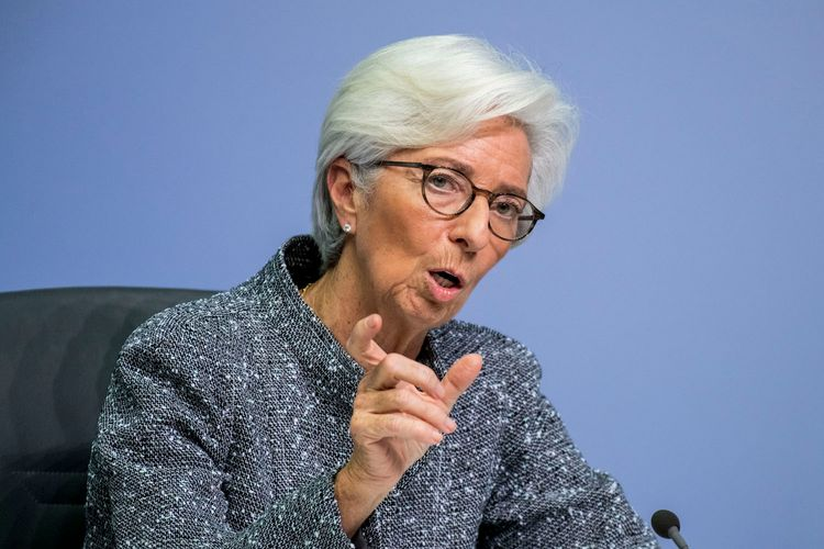Lagarde: Not clear how badly economy is affected