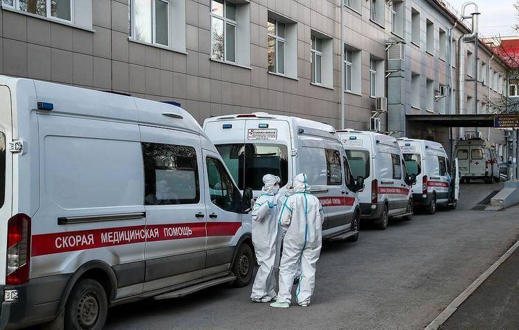 Moscow's coronavirus death toll rises to 956