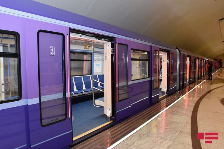 """Baku metro to be available for those who have an SMS permit or registered on the portal """"icaze.e-gov.az"""""""