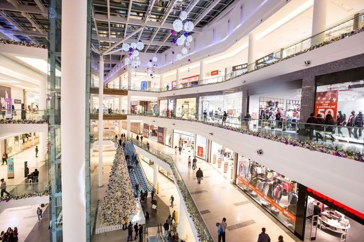 Task Force: Large shopping malls not expected to open by the end of this month