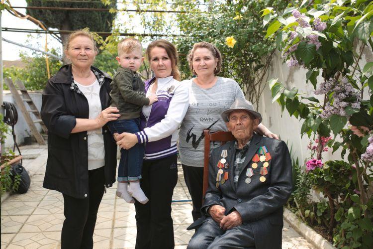 Azercell congratulated veterans