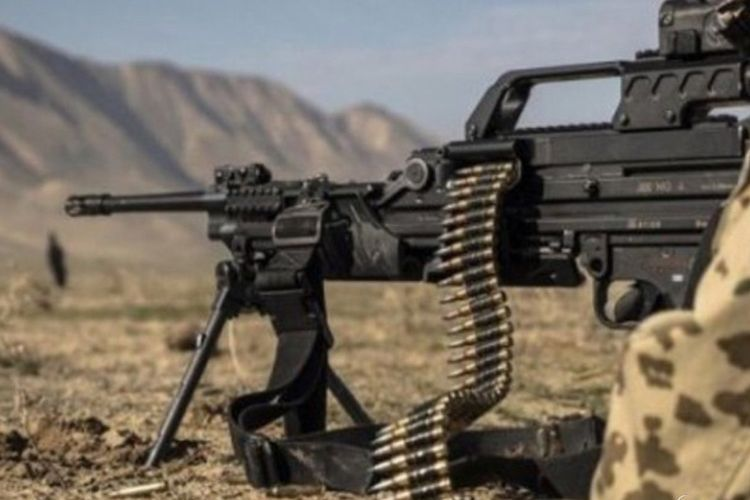 Armenia violated ceasefire 26 times throughout the day